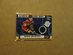 Nhl Atlanta Thrashers Style2 Prism 2004 Dany Heatley Authentic Game-worn Jersey