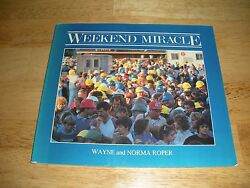 Extremely Rare Weekend Miracle 2 Day Kingdom Halls Watchtower Research Jehovah
