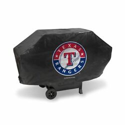 Texas Tx Rangers Heavy Duty Deluxe Bbq Barbeque Grill Cover