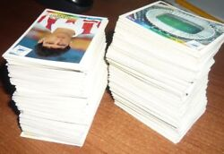 Panini France 98 Huge Stickers Lot Of 420 Different For Album Near Complete Set