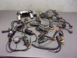 Lot Of 20 Used Ignition Coils For 1970and039s / 1980and039s Vintage Japanese Motorcycles