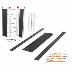 Black Ice Sno-tk-sd Snowmobile Trailer Accessory Kit For 1 Sled