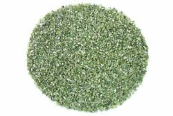 1/4 Ounce Russian Green Diopside Inlay Pieces Craft Wood Jewelry 2mm And Less
