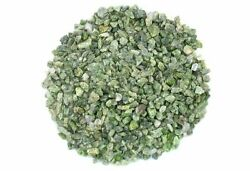 1/4 Ounce Russian Green Diopside Inlay Pieces Craft Wood Jewelry 6mm And Less