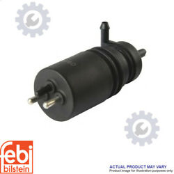 New Water Pump Of Window Cleaning For Man E 2000 D 2866 Lf23 F 90 Cla Febi