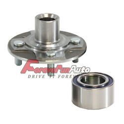 Front Wheel Hub And Bearing Kit Left Or Right For Honda Civic Dx Ex Gx Hx Lx 01-05