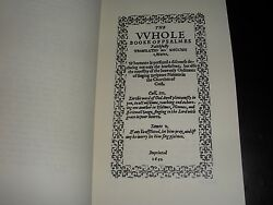 Very Rare The Bay Psalm Book Watchtower Research Iehovah Jehovah New World