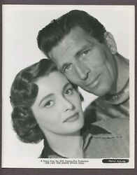 Michael Rennie And Patricia Neal 1951 Original Day The Earth Stood Still J3462