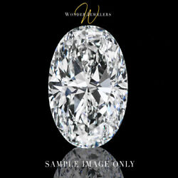 20 Carat Oval Cut Loose Diamond GIA Certified IVS2 + Free Ring (2185779869)