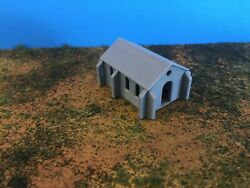 Small Town Church Urban City Building - N Scale 1160 - No Assembly Chapel