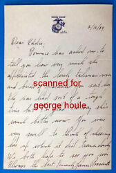 James Roosevelt - Letter - Signed - Photograph - Mannix - Mickey Rooney - Fdr