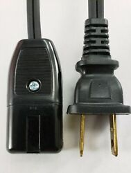 Proctor-silex 70101 70519 70702 Percolator Power Cord 2 Pin 36 Replacement Part