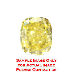 37.94ct Natural Cushion Loose Diamond GIA Fancy Intense YellowSI1 (5182717666)