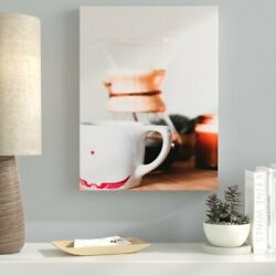 Ebern Designs 'Meditation and Calming (20)' Photographic Print on Canvas