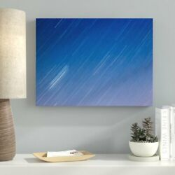 Ebern Designs 'Meditation and Calming (58)' Photographic Print on Canvas