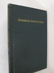 Geological Survey Geology Geography of Ohio Climate Illus. Minerals Crops 1923