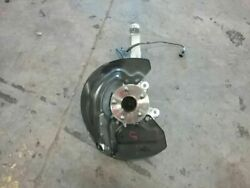 DRIVER LEFT FRONT SPINDLEKNUCKLE FITS 15 LEXUS RC F 675209