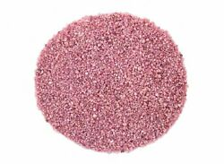 1/4 Pound Dyed Pink Red Quartz Inlay Pieces Sand Painting Craft Wood 2mm And Less
