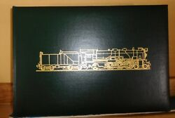 Locomotives Of The World Stamp Album By Thomas Taber Iii Copyright 1986