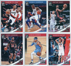 2018-19 Donruss Optic Basketball - Base And Rated Rookies - Choose Card And039s 1-200