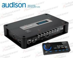 Audison Bit Series Bit One Hd Dsp With 12 Channels In And 13 Out Parametric Eq