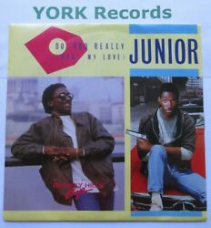 Junior - Do You Really Want My Love - Excellent Con 7 Single London Lon 60