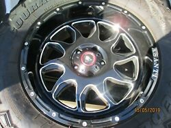 Brand New Asanti Off-road 20 X 12 10-spoke Wheel/purchased For A Jeep Wrangler