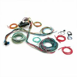 Ultimate 15 Fuse 12v Conversion Wiring Harness 30 1930 Model A Cabriolet