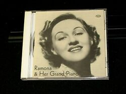 Jazz Cd Ramona - And Her Grand Piano - The Old Masters - Ton Mb 116