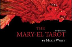 Mary el Tarot by Marie White English Book amp; Merchandise Book Free Shipping