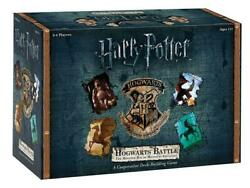 Harry Potter Hogwarts Battle The Monster Box Of Monsters Expansion - Usaopoly Fr
