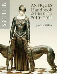 Miller's Antiques Handbook And Price Guide By Judith Miller English Hardcover