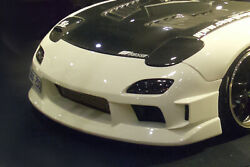 Chargespeed Front Bumper Type 1 For Mazda Rx-7 Fd3s