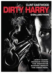 Clint Eastwood - Dirty Harry 5-film Collection [new Dvd] 3 Pack Eco Amaray Cas