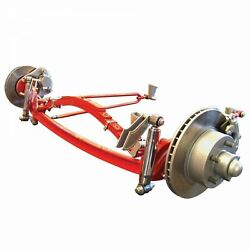 1932 Deluxe Hair Pin Solid Axle Kit Classic Parts Usa Custom Fits Ford Early Mo