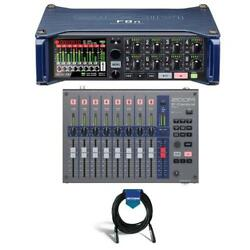 Zoom F8n Multi-Track Field Recorder W/Zoom FRC-8 Remote Controler /20' Xlr Cable