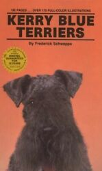 Kerry Blue Terriers by Schweppe Frederick Paperback Book The Fast Free Shipping