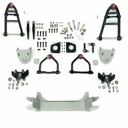 Mustang Ii 2 Ifs Front End Kit For 1953 - 1964 Dodge Truck W 2 In Drop