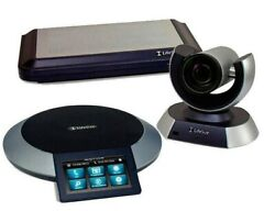 Lifesize Express 220 Conferencing Kit Video Camera 10x Phone 2nd Generation