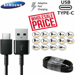 Original Samsung USB Type-C Cable Fast ChargingGalaxy Note 8 9 S8 S9+ S10 lot