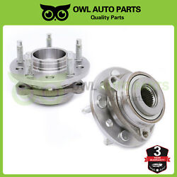 2 Front Wheel Bearing Hub Assembly For Chrysler Concorde Intrepid Vision 513089