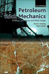 Petroleum Rock Mechanics Drilling Operations And Well Design By Bernt Aadnoy E