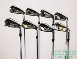 Titleist CNCPT-01 Iron Set 4-GW Steel Stiff Right 38 in