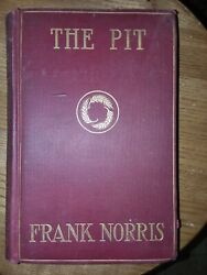 Collectible 1903, The Pit, Very Good
