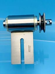 Levin Grinding Attachment Ww Collet With Bracket And Spindle Watchmaker Lathe