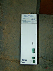 Lenze Evs-9212-e Drive Power Supply In 6a 400-480v 50-600hz Out 540-650vdc 7a