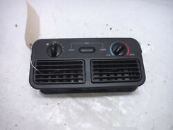 1996 MERCURY VILLAGER A/T REAR HEATER A/C CLIMATE CONTROL PANEL OEM 1997 1998