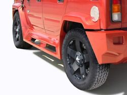 Couture Urethane Vortex Wide Body Rear Fender Flares 2pc For 2003-2009 H2