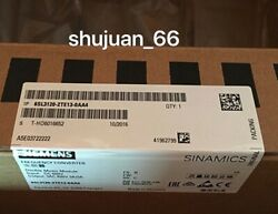 Siemens 6sl3120-2te13-0aa4 S120 Double Motor New Brand Fast Delivery