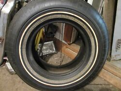 Nos Goodyear Tire/size Is A Huge 9.15 X 15/possibly Ford/full Size 1970and039s Ltd
